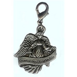 Angel Zipper Pull