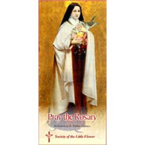 How to Pray the Rosary leaflet