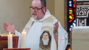Funeral of Fr. Kevin Alban O.Carm