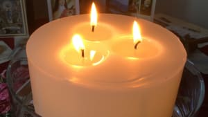 All Souls Candle